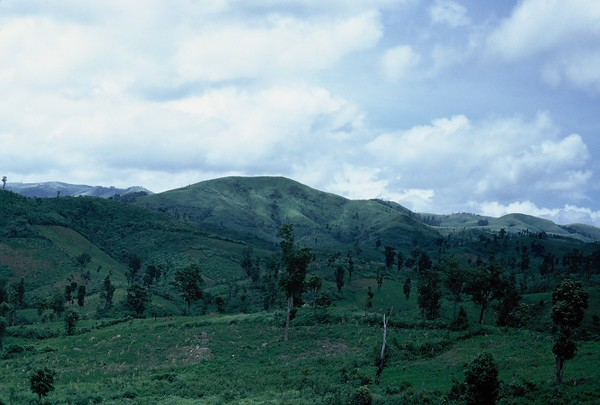 Lang Vei Mountain Area-1967