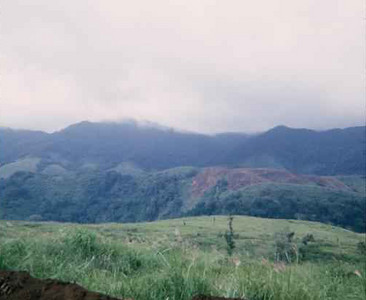 Hills around the Khe Sanh Combat Base-1966
