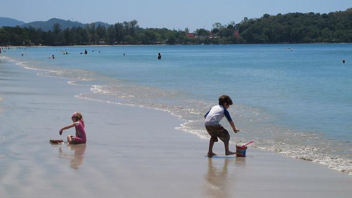Khlong Dao Beach Koh Lanta