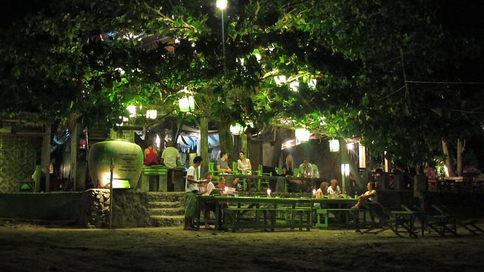 Time For Lime restaurant, Klong Dao beach