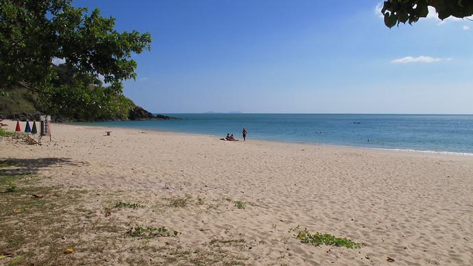 Klong Jark Beach Koh Lanta Thailand