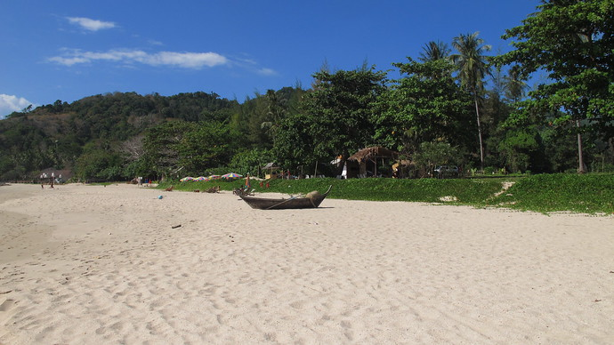 Khlong Jark Beach