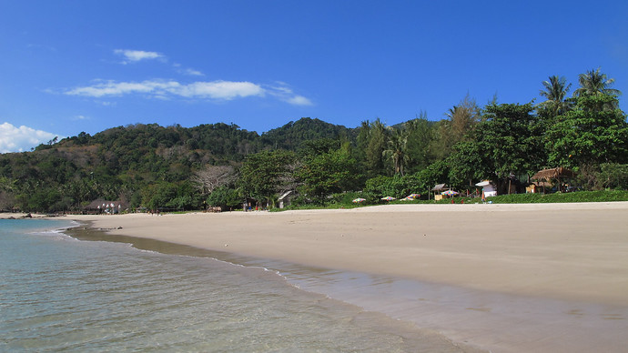Khlong Jark Beach Koh Lanta