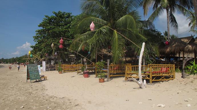 Relax on Klong Khong Beach