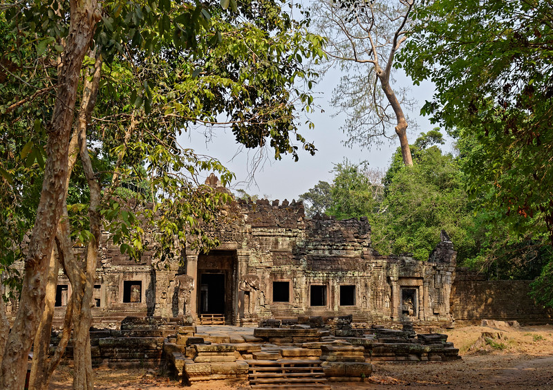 Western <i>gopura</i> at Preah Khan