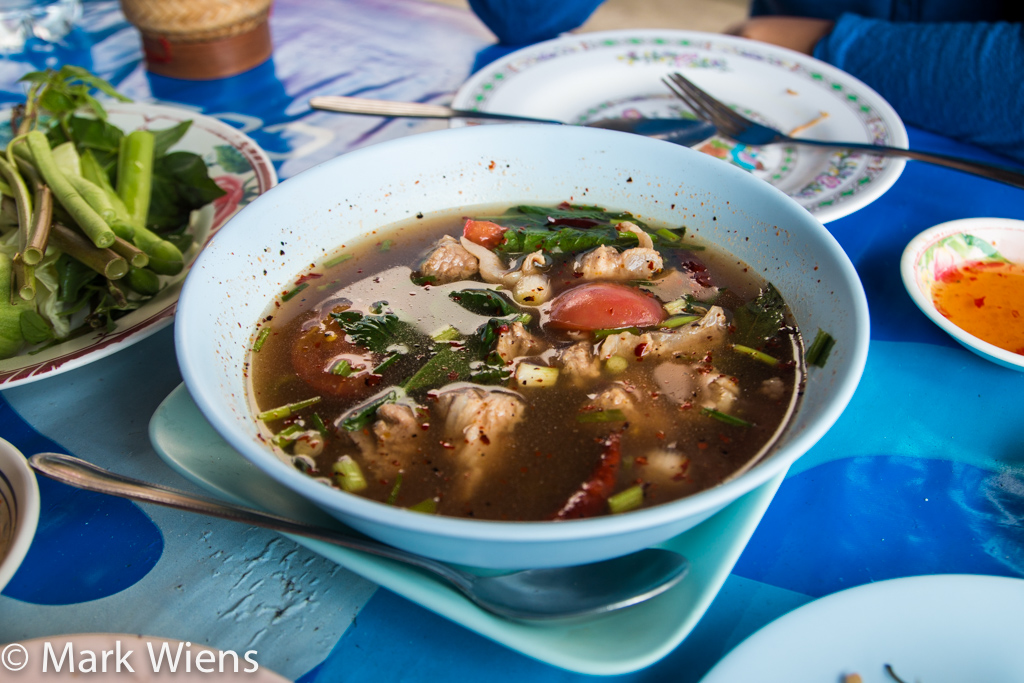 Isaan soup