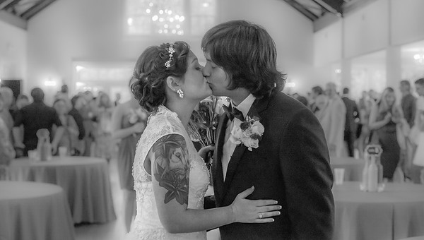 Khris & Megan's Wedding  plus behind the scene Photos 2016