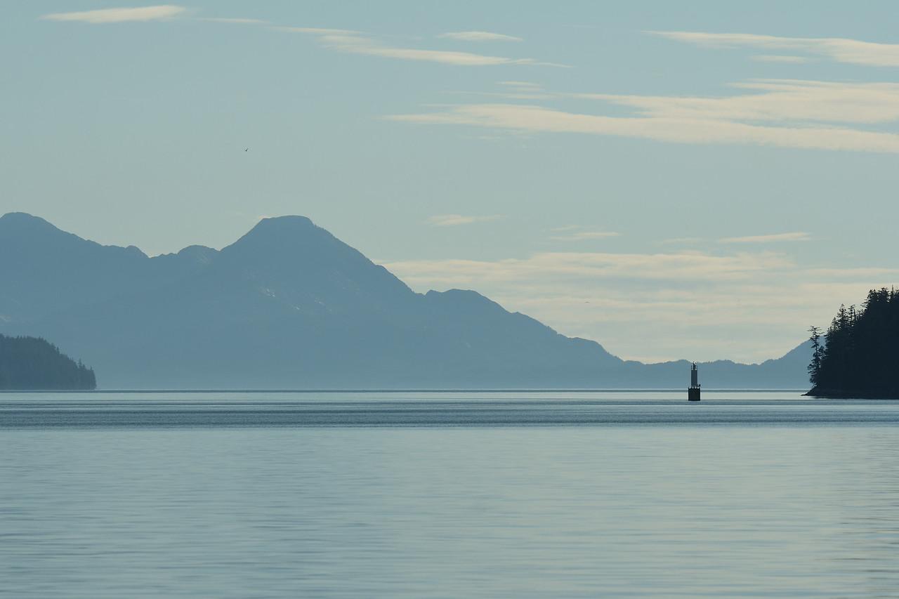 Approaching Hartley Bay