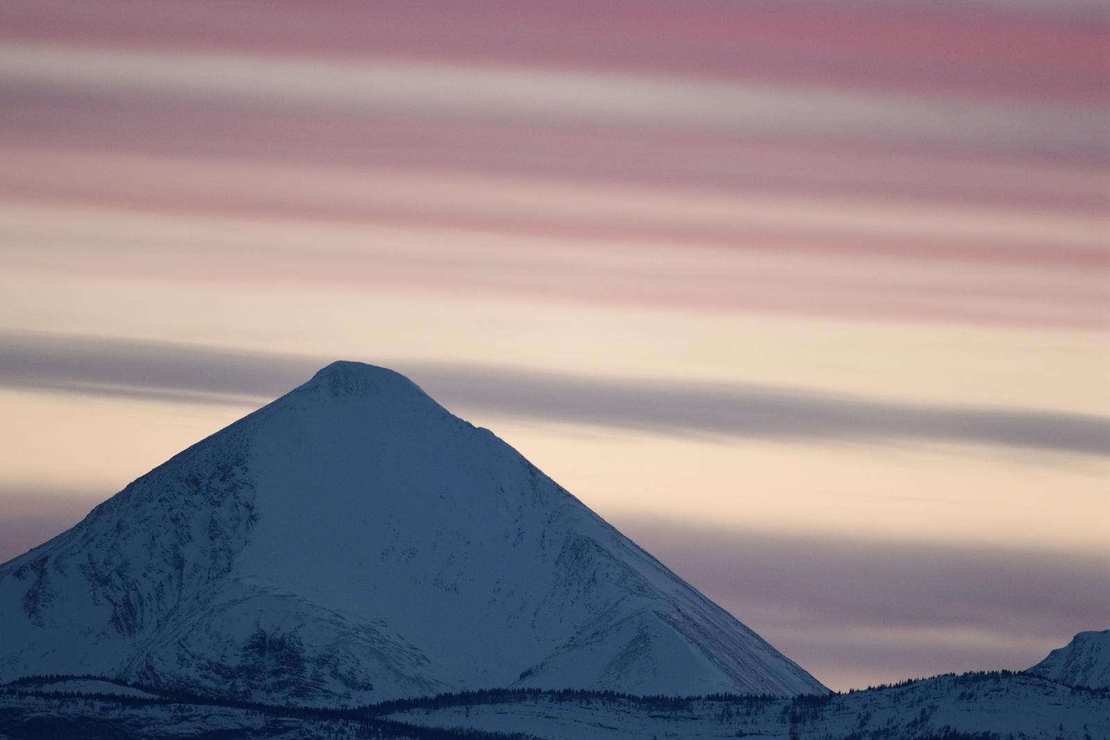 Pyramid Mountain