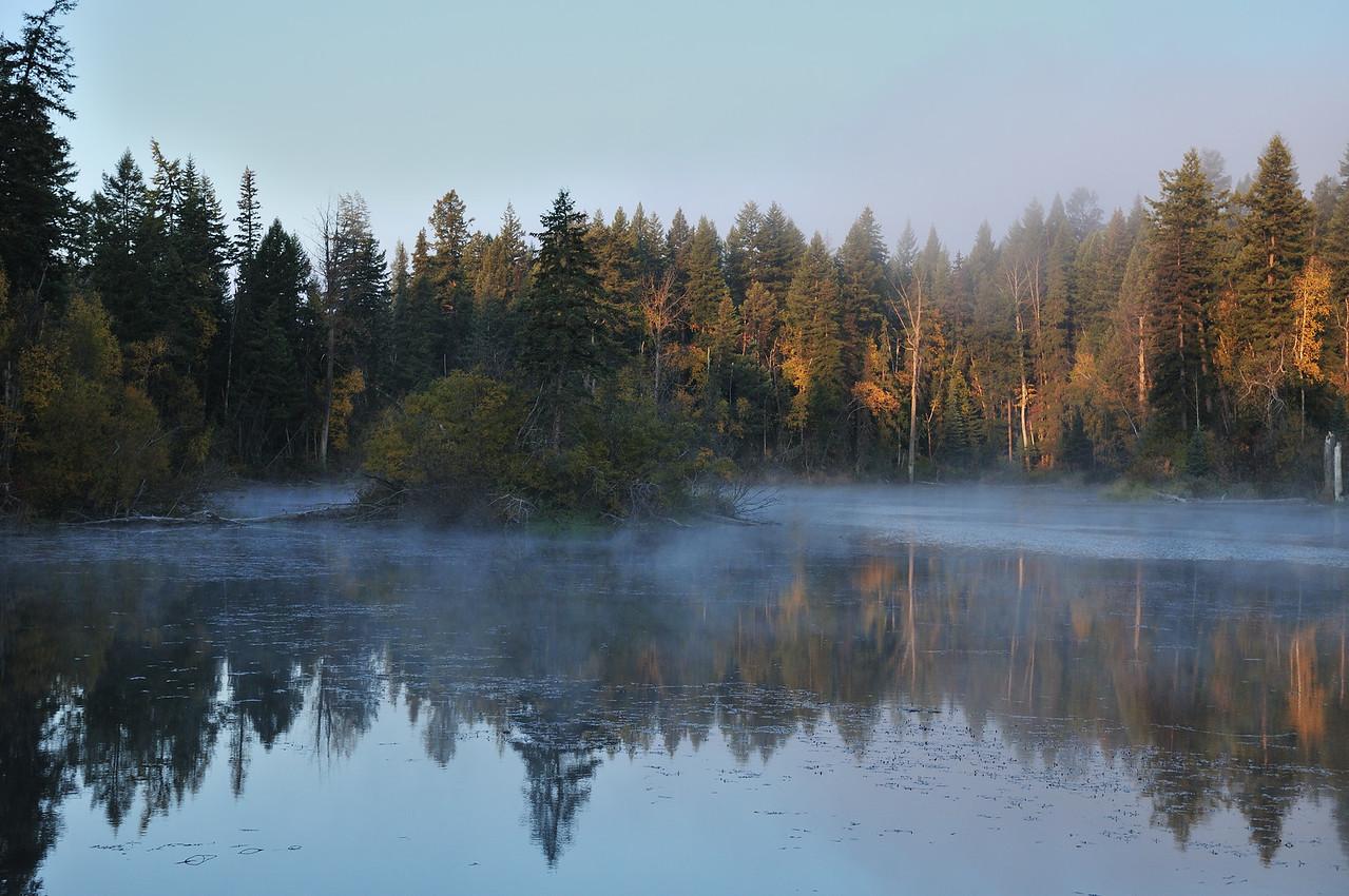 Dahl Lake Provincial Park