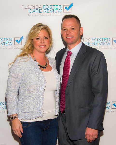 Guest Speaker, Christopher Varca, and his wife Marci Varca
