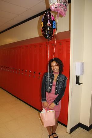 Kiana Morris' Birthday 4/20/2017