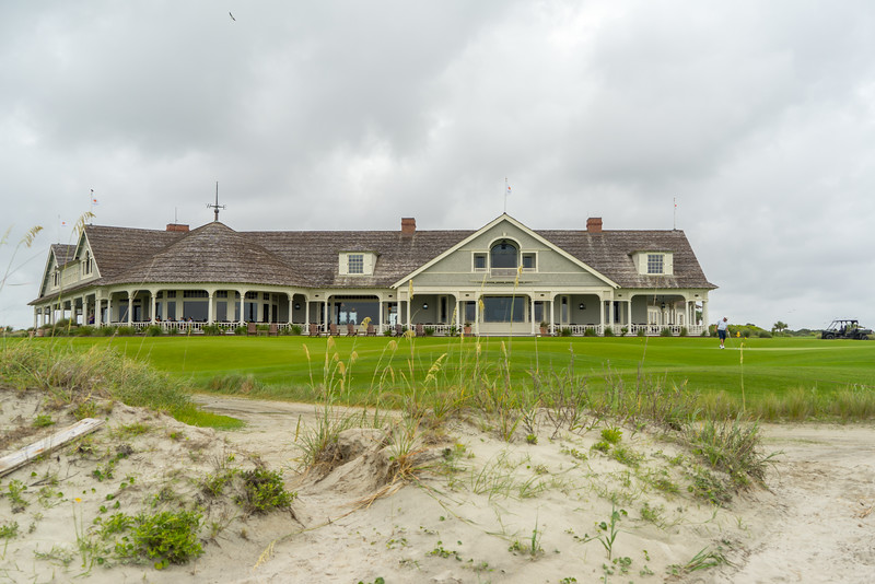 Ocean Course Clubhouse Sand Dune