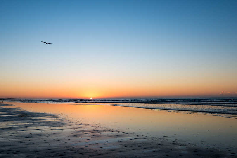 Kiawah sunrise.