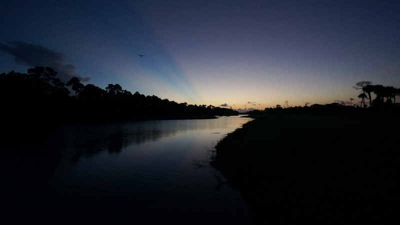 Dawn at Osprey Point Course