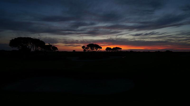 Sunrise The Ocean Course Aug 7