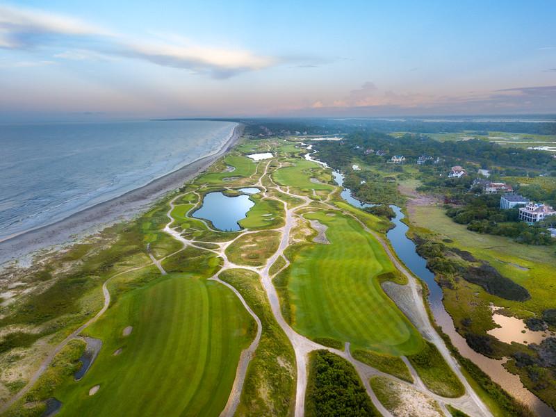 Ocean Course Greens