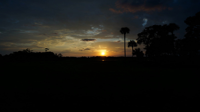 Sunset Cougar Point Golf Course