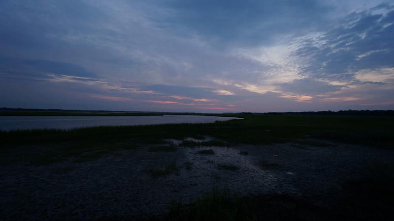 Dawn on John's Island