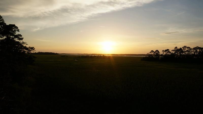 Sunset Marsh Island Park