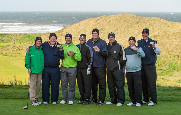 Kibler Group at Ballybunion