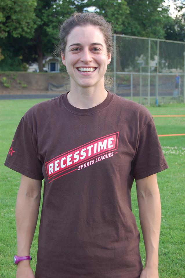 Female MVP - Deidre O'Donnell Swashbucklers
