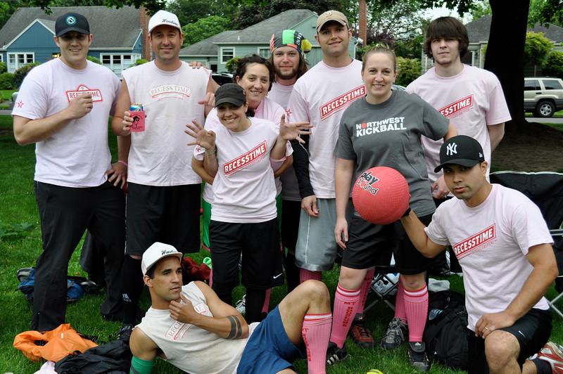 Mt. Hoodlums Kickball Club