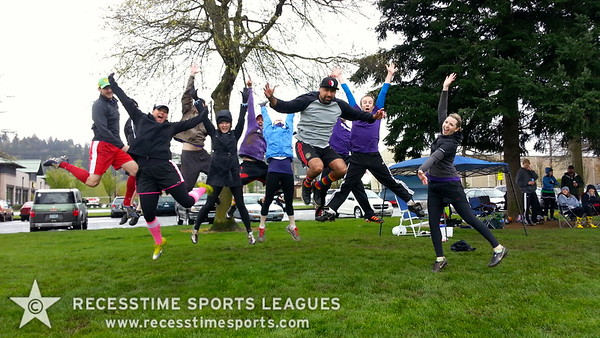 Recesstime Portland Kickball - Rikickulous