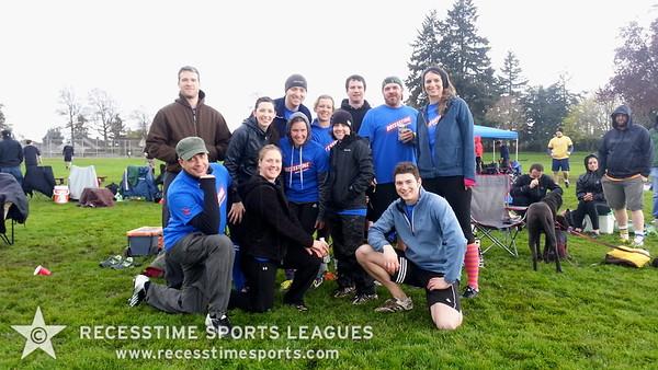 Recesstime Portland Kickball - Ain't Gonna Kick Itself