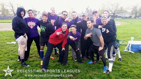 Recesstime Portland Kickball - KINGS