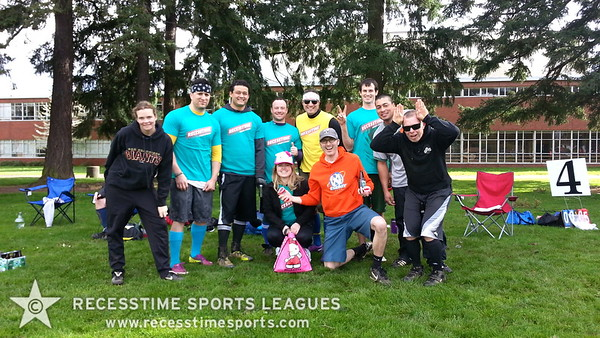 Recesstime Portland Kickball - Jello Kitty