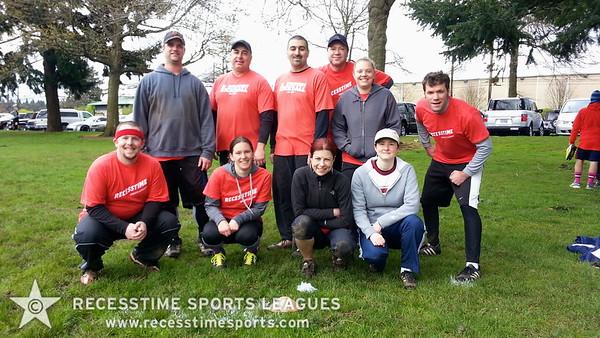 Recesstime Portland Kickball - Bloody Marys