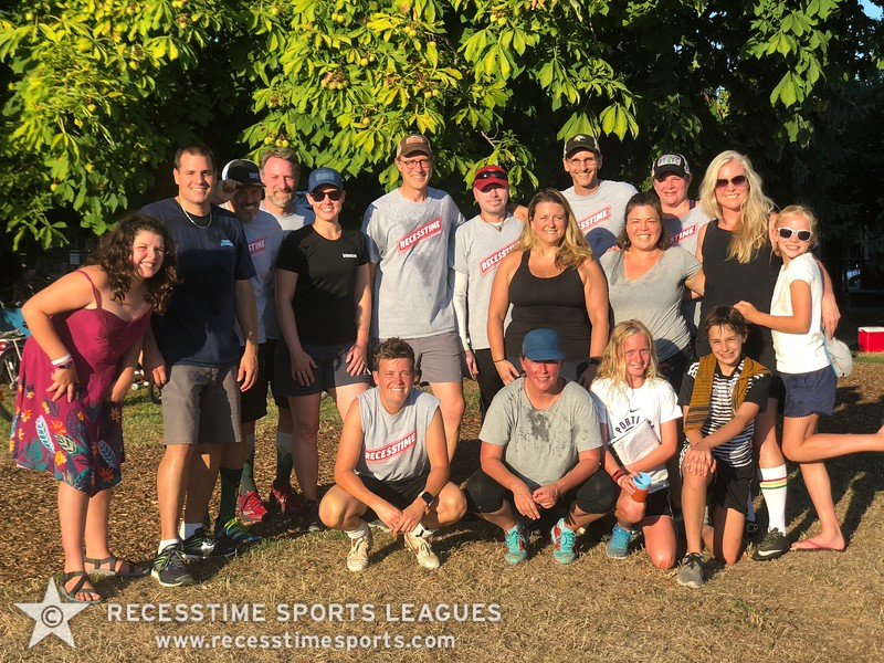 ALL ABOUT THE BASES - RECESSTIME KICKBALL SUMMER 2018
