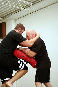 Knee Strikes...a favorite.