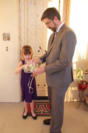 Daddy Daughter Dance Talia 1st Grade