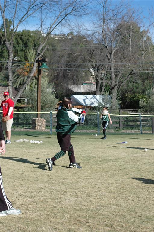 Poway Girls Softball 2006
