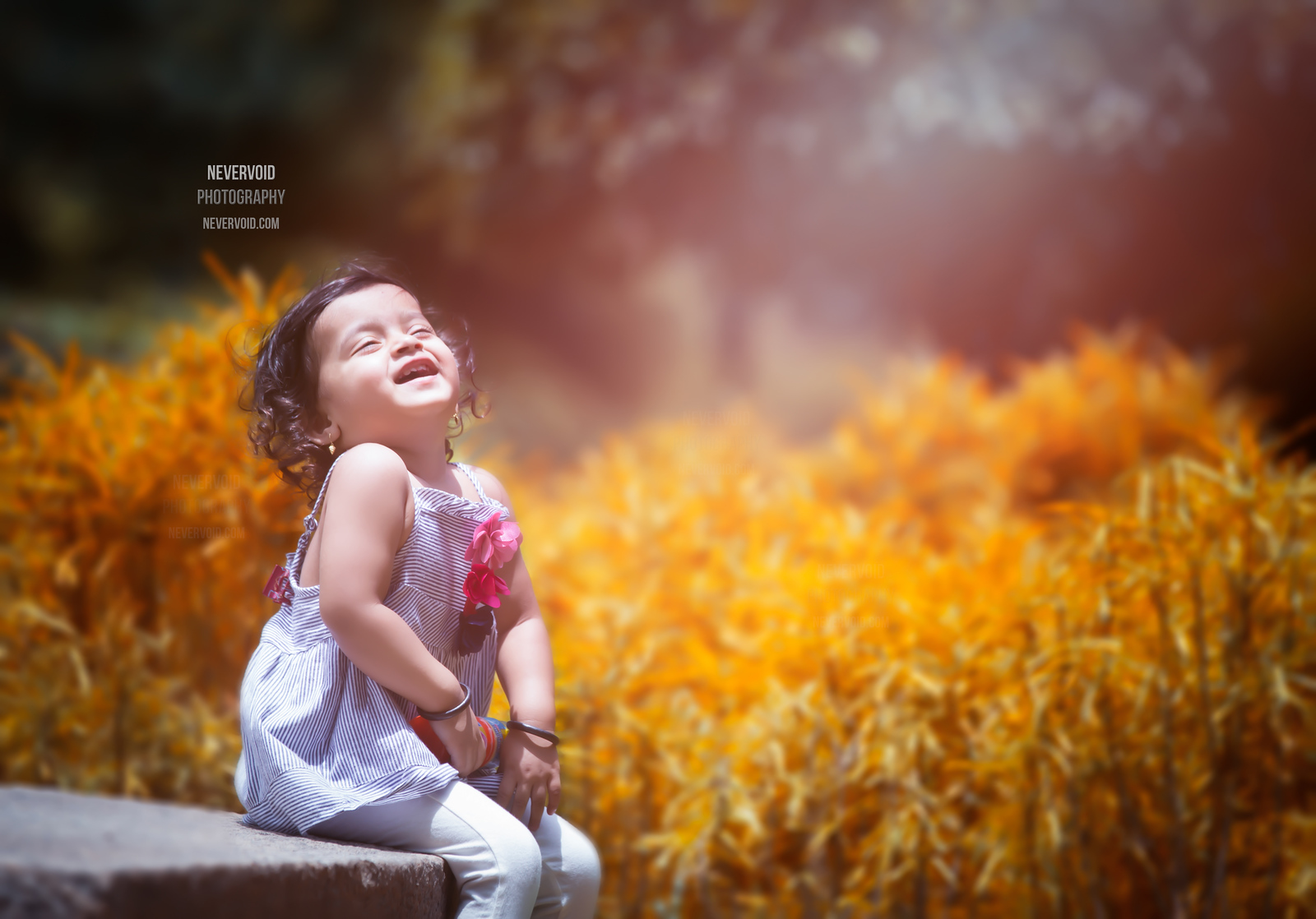 To love is to recognize yourself in another - Kids photography