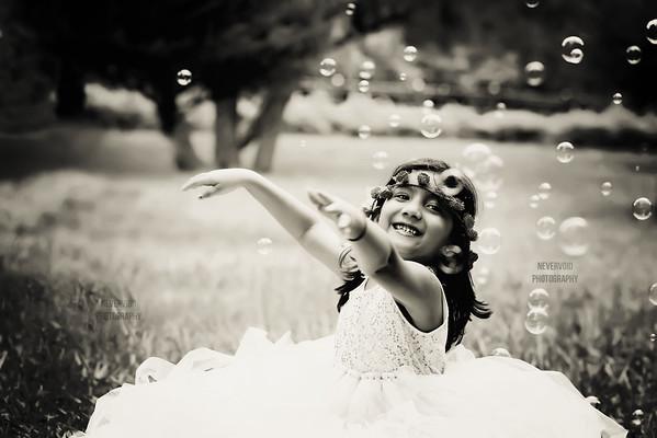Who said life isn't a fairy tale - Kids photography