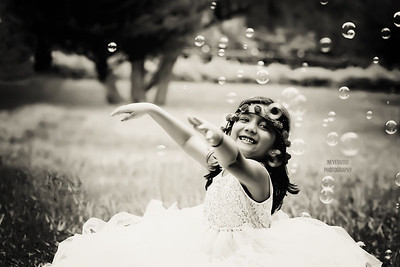 Who said life isn't a fairy tale - Kids photography