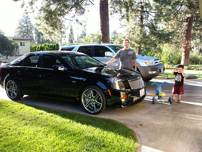 CTS V As Purchased