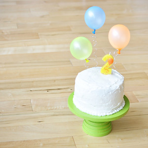 Wes - 2nd Birthday