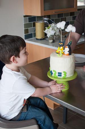Wes - 3rd Birthday