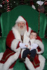 First Visit with Santa December 2011.  This year Wes asked for toys, WSU gear and lots of books.