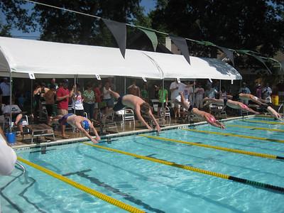 Connor SwimTeam 2011