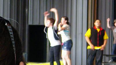 Miller Outdoor Theatre 2011 - Camp Rock