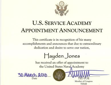 Hayden Naval Academy