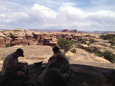 Utah - Moab Camping class
