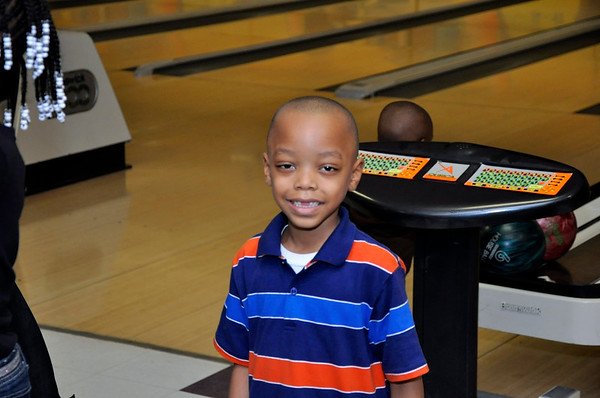 Lil Judstin's 5th Birthday Bowling Party