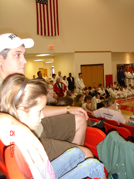 Wadley's Tournament in Haskell, AR. A lot of schools from our immediate area were in attendance.
