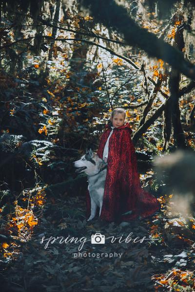 RedHood Fairytale